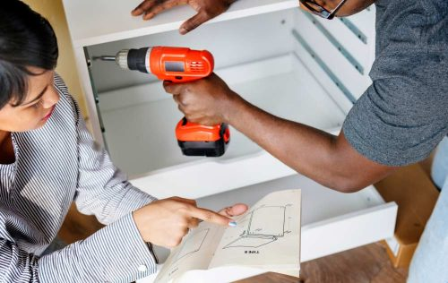 On-time furniture repair and installation services